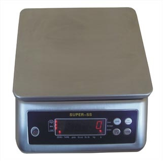 Scale-Hire-STAINLESS STEEL IP67 PORTION SCALE