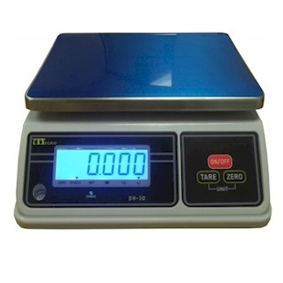 Scale-Hire SW30kg Splashproof Portion Scale